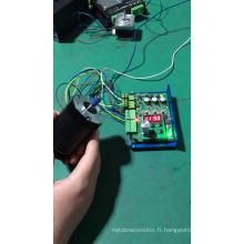 Moteur de 24v 36v 77.5W BLDC avec le contrôleur de moteur de bldc