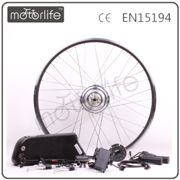 MOTORLIFE/OEM CE 2016 TRENDING PRODUCTS 36V 500W ELECTRIC BICYCLE E BIKE CONVERSION KIT