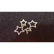 2019 Bohua Jewelry New Style Wholesale 2 Colours Stars Earrings fashion earrings
