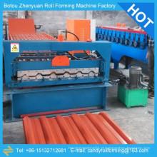 Máquina de formação de rolos frios, preços de máquinas de formação de rolos, máquina de formação de rolos de telhados metálicos