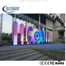 P4 Stage Rental LED Display para concierto