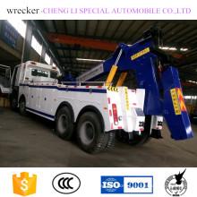Caminhão do Wrecker do reboque do guindaste 40tons