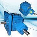 Big Load High Speed ​​Pie montado Gearbox