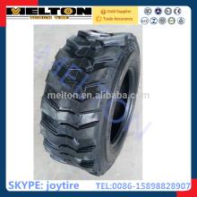 ShanDong tire factory super sidewall skid steer tire 10-16.5