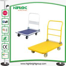 Logistique de main de main chariot d'achat pour l'entrepôt