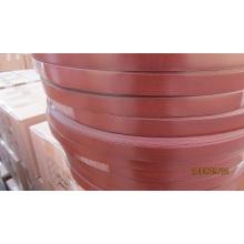 2 * 22 milímetros Preglued Madeira Grain PVC Borda Banding Tape para MDF