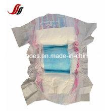 Fraldas Super Macias Do Bebê, Fita Mágica e Algodão Backsheet com Elastic Cintura Fralda Do Bebê em Alta Absorção