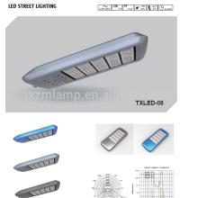 Venda direta da fábrica luz de rua ao ar livre lâmpadas de rua luzes de rua sensor de movimento