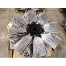 Fan Assembly Engine Spare Parts