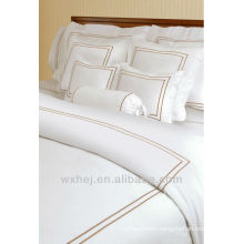 EMBROIDERY HIGH QUALITY 100% COTTON BED SHEET