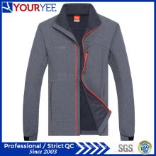 Popular impermeável respirável casacos baratos softshell (yrk117)