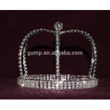 König runde Tiara
