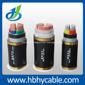 Heavy Duty Armoured XLPE Power Cable up to 35KV