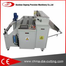 Machine de découpage de papier de dégagement pour la bande de mousse (contrôle de PLC)