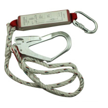 Fall Protection Adjustable Safety Lanyard