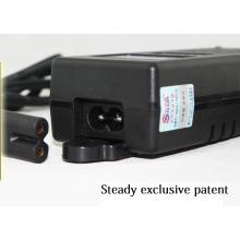 Adaptador de corriente tipo escritorio de 12VDC 2A Enchufe intercambiable