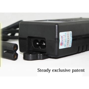 12VDC 2A Desktop-Netzteil Austauschbarer Stecker
