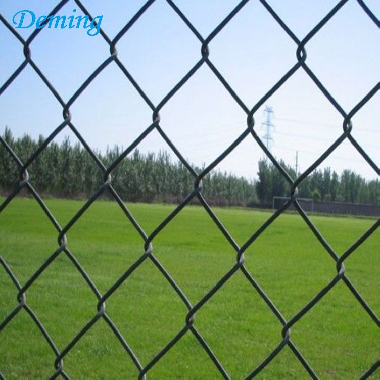 Factory Price 8Gauge Chain Link Fence for Kenya