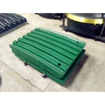 Metsos Jaw Crusher Wear Parts Jaw Plate