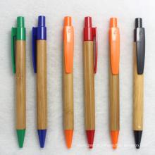 Preiswerterer fördernder hölzerner Geschenk-Kugelschreiber