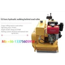 New road roller price small hydraulic roller compactor mini road roller
