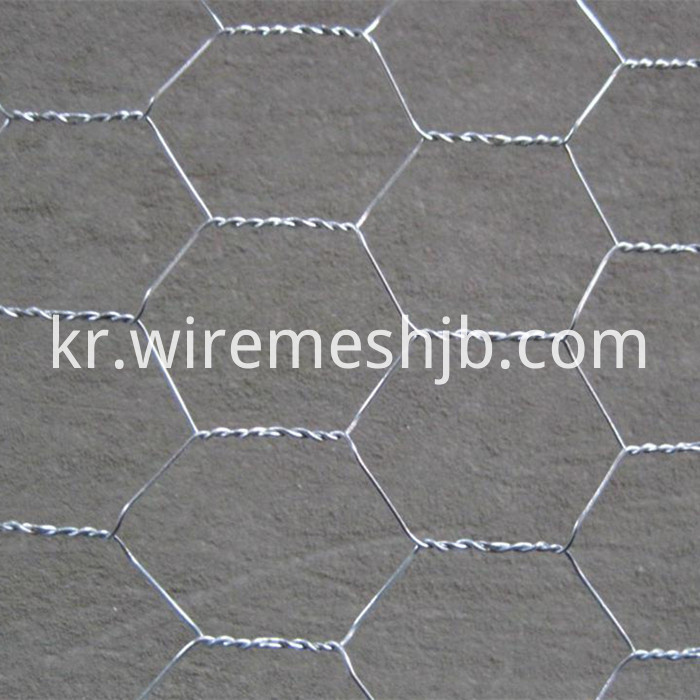 Hexagonal Mesh Fencing