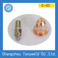 Trafimet S45 Plasmaschneiden Verbrauchsmaterial Elektrode und Düse