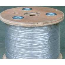 1x7 Galvanized Steel Wire Rope Steel Cable