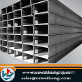 BS1387 Galvanized Square Steel Pipe