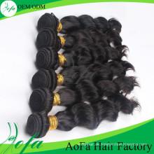 Menschenhaarverlängerung natürliche Körperwelle Haar Virgin Remy Haar