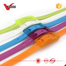 Unisex Fashion Colorful Golf Silicone belt