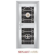 Stainless Steel Door for Outside Sunshine(SBN-6697)