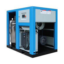 Manufactory Direct 5.5kw Vertical Oil Free Compressor Oil-free Rotary Screw Air Compressors