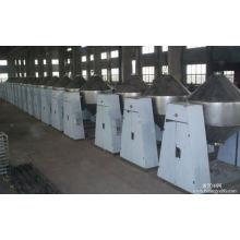 2017 misturador afilado dobro da série de W, máquina do misturador da alimentação dos SS, princípio de funcionamento horizontal do misturador de v