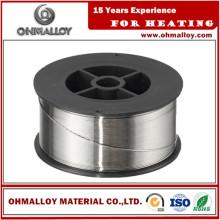 Fil fermé à base de ferrum Ocr25al5 Fil de pulvérisation thermique 1.6mm, 2.0mm