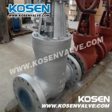 Válvulas de porta do selo de pressão do API do aço de molde