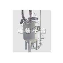 Système de transport pneumatique à pression négative