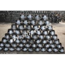 Réducteur de raccords de tuyau acier soudure bout à bout