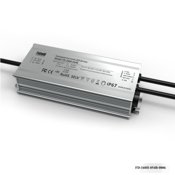 Controlador LED DC36-54V 160W IP67