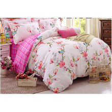 Top Quanlity %100 Cotton Bedding Set Made in China F1715