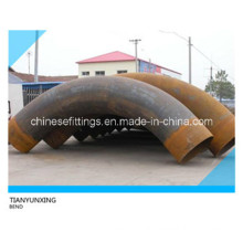 10d Longitudinal Welded Pipe Steel Bend Without Painting with Tangent
