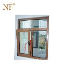 New window design aluminum tilt turn windows