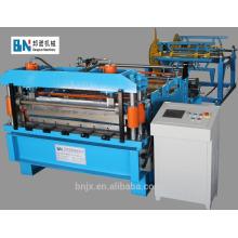 Machine à découper la bobine de coupe en métal pour la coupe des bandes