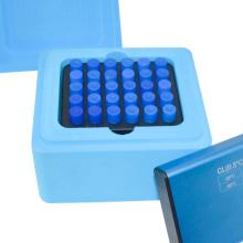 Ice Free Boxes for Cryogenic Vials