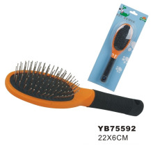 Pet Plastic Brush for Dog (YB75592)