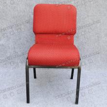 Vermelho, padrão, comercial, igreja, cadeira, (yc-g36-06)