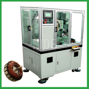 DC motor automatic Armature commutator lathe machine