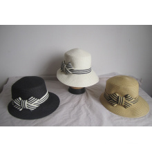 Асимметричная бумажная коса Sun Hat