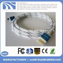 6M PRO GOLD HDMI CABLE 2.0 / V1.4a 1080P, 2160P, PS4,4K2K, ETHERNET - 6Mètres (19.7ft)