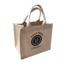 Wholesale jute tote bag